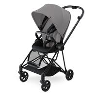 Cybex Mios Kinderwagen Matt Black Manhattan Grey