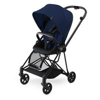 Cybex Mios Kinderwagen Matt Black Midnight Blue