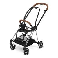 Cybex MIOS Rahmen inkl. Sitz Hardparts Design 2020 Chrome Brown | chrome