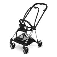 Cybex MIOS Rahmen inkl. Sitz Hardparts Design 2020 Chrome Black | chrome