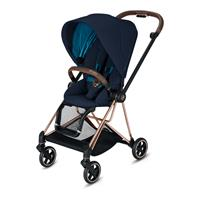Cybex MIOS Sportwagen Rosegold Nautical Blue