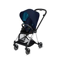 Cybex MIOS Sportwagen Chrome Black Midnight Blue Plus