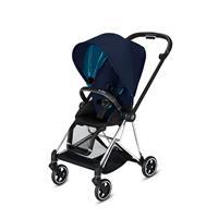 Cybex MIOS stroller Chrome Black Midnight Blue Plus