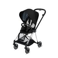 Cybex MIOS stroller Chrome Black Stardust Black Plus