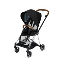 Cybex MIOS Sportwagen Chrome Brown Stardust Black Plus