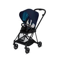 Cybex MIOS Sportwagen Matt Black Midnight Blue Plus