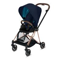 Cybex MIOS Sportwagen Rosegold Midnight Blue Plus