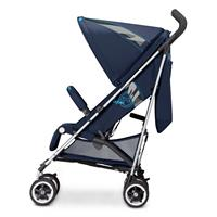 cybex onyx kinderwagen buggy 2016 sideview royal blue Detailansicht 01