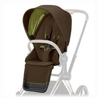 Cybex Sitzpaket für Kinderwagen Priam Design 2020 Khaki Green | khaki brown