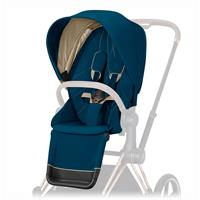 Cybex Sitzpaket für Kinderwagen Priam Design 2020 Mountain Blue | turquoise