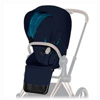 Cybex Priam Seat Pack Plus Midnight Blue Plus | navy blue