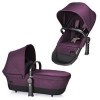 Cybex Priam Tragewanne & Sportsitz - 2in1 Sitz Princess Pink