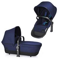 Cybex Tragewanne & Sportsitz - 2in1 Sitz Royal Blue