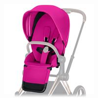 Cybex Sitzpaket für Kinderwagen Priam Design 2019 Fancy Pink