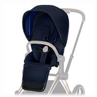 Cybex Sitzpaket für Kinderwagen Priam Design 2019 Indigo Blue