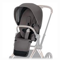 Cybex Sitzpaket für Kinderwagen Priam Design 2019 Manhattan Grey
