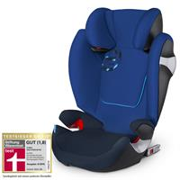 Solution M-fix | Cybex Kindersitz | Stiftung Warentest GUT (1,8) 06/2015