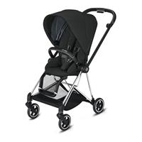 Cybex MIOS stroller Chrome Black  Deep Black