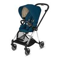 Cybex MIOS Sportwagen Chrome Black Mountain Blue