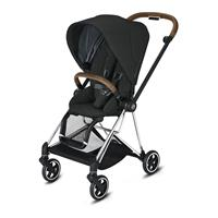 Cybex MIOS Sportwagen Chrome Brown  Deep Black