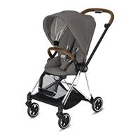 Cybex MIOS Sportwagen Chrome Brown Soho Grey