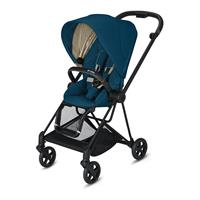 Cybex MIOS Sportwagen Matt Black Mountain Blue