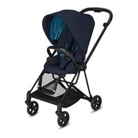Cybex MIOS Sportwagen Matt Black Nautical Blue