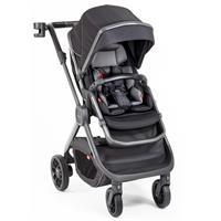 Kinderwagen Quantum2 mit Sportsitz ab 8 Monaten Black Cube