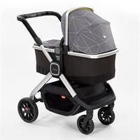 Quantum2 Kinderwagen ab Geburt von Diono Grey Linear