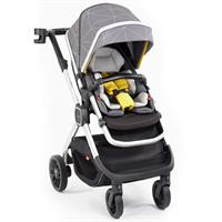 Kinderwagen Quantum2 mit Sportsitz ab 8 Monaten Grey Linear