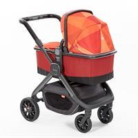 Quantum2 Kinderwagen ab Geburt von Diono Orange Facet