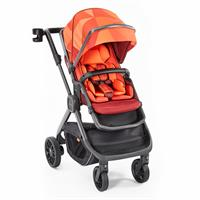 Kinderwagen Quantum2 mit Sportsitz ab 8 Monaten Orange Facet