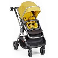 Kinderwagen Quantum2 mit Sportsitz ab 8 Monaten Sulphur Linear