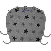dooky cover sonnensegel design grey stars Hauptbild