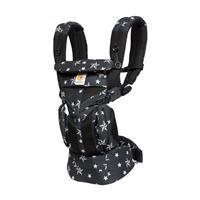Ergobaby Omni 360 Cool Air Babytrage Black Stars