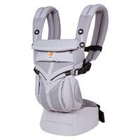 Ergobaby Omni 360 Cool Air Babytrage Lilac Grey