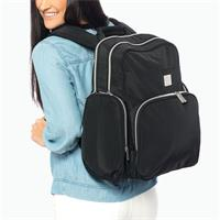 Ergobaby Wickelrucksack Anywhere I Go (Slim) Black