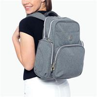 Ergobaby Wickelrucksack Anywhere I Go (Slim) Grey