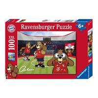 FC Bayern München Puzzle Berni (100 Teile)