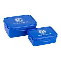 FC Schalke 04 lunch box Set Königsblau