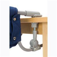 Fillikid praktischer Tischsitz für jeden Tisch Blau