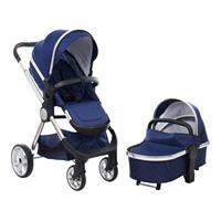 Fillikid Stroller Set EMMA Navy