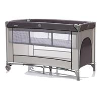 Fillikid travel bed Complete Grey 60x 120cm