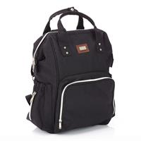 Fillikid Changing Backpack Black