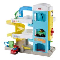 Fisher-Price Little People Spiel-Set Parkhaus