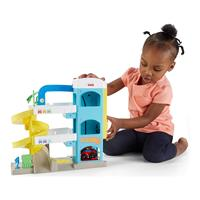 Fisher-Price Little People Spiel-Set Parkhaus | KidsComfort.eu