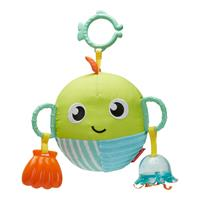 Fisher-Price Toy Little Play Puffer Fish