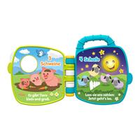 Fisher-Price song book animal friends