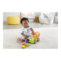 Fisher-Price Nachziehspielzeug Babys bunter Lernlaster