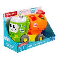 Fisher-Price pull on toy babies colorful learning vice